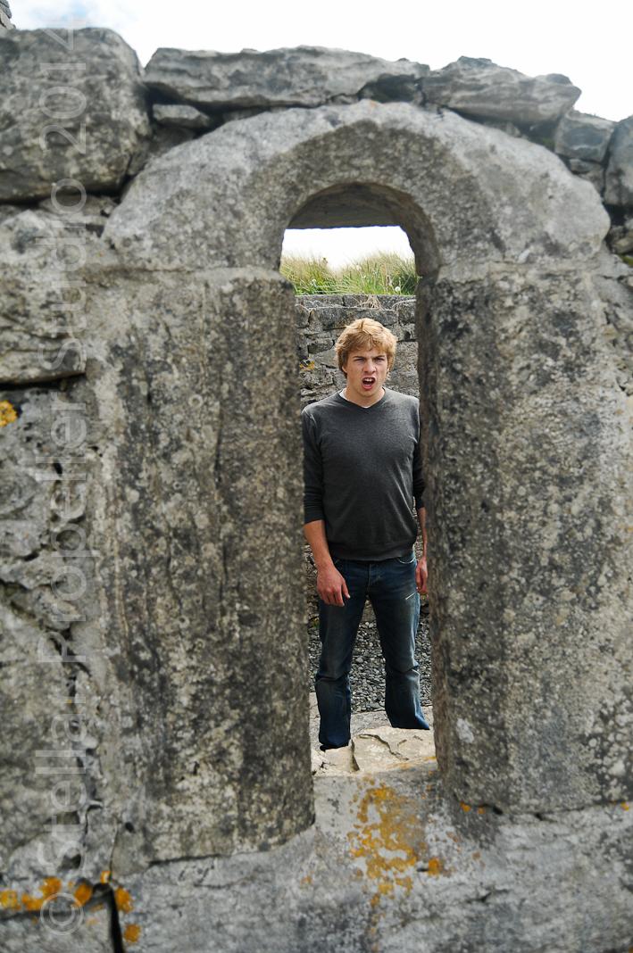 Luck of the Irish Visiting Ireland Island of Aran