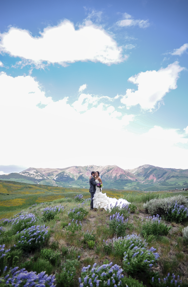 Christian & Olivia : Crested Butte, Colorado.
